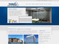 ProMark Window Film & Blinds Inc. Kitchener Waterloo Decorative Film Window Graphics Shutters