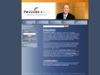 promericabank.com Business Banking Products, Business Checking, Business Savings