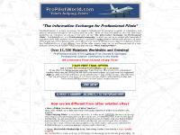 ProPilotWorld.com - Pilots helping Pilots
