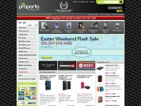 Quality iPhone 4 / 4S cases, iPhone 3G / 3GS cases, BlackBerry cases, iPad cases and gadget accessories from Proporta.com