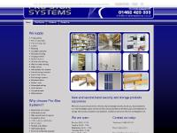 Security & Storage - Hertfordshire | Pro-Stor Systems