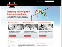 Proteome Sciences | Home Page
