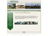 Protocol Prop Management Rentals and Property Management - single family homes, townhomes, condos, apartments rent and lease [] PM Website by HEROPM