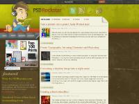 psdrockstar.com PSDRockstar.com, 9rules, Archives