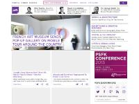 PSFK - the go-to source for new ideas and inspiration