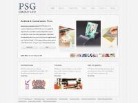 PSG Group, Plastic Shims and Gaskets, Polyester Film Converters, Polyester films,