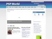 Sony PSP News, Reviews, Accessories, Games, and Cheats at PSP World