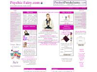 PsychicFairy.com, Psychic, Mystic, Spiritual and Holistic information