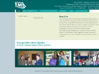 ptma-mc.org transportation management association, non-profit, tma