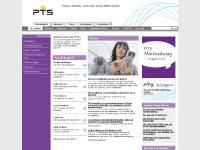 PTS - Startsida