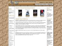 Alabaster Book Publishing - North Carolina Authors, Publishers