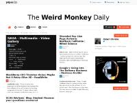 The Weird Monkey Daily
