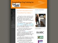 pumpkinpups.com Puppy Primer, What Clients Say, Clicker Training
