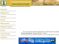 Department of Transport, Punjab Government