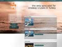 PUPA Bareboat - The only Specialist for Oneway Charter in Turkey with three bases in Bodrum, Marmaris and Göcek