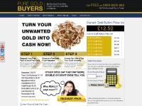 puregoldbuyers.co.uk How it Works, What we buy, FAQ's