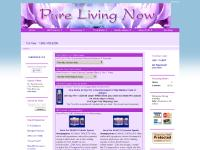 purelivingnow.com lower blood pressure, skin care solution, lower cholesterol