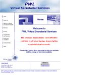 pwlsecretarial.co.uk secretarial services, typing, audio transcription