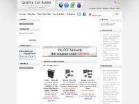 Qualitycaraudio.com. Your source for audio, video, Car Audio. - Quality Audio Inc.