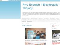 Pyro-Energen II Electrostatic Therapy
