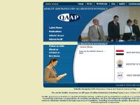 .:: QAAP ::. .:: Quality Assurance and Accreditation project ::.