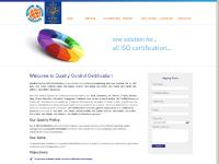 Welcome to QC Certification, we offer ISO 9001, 14001, 22000 & OHSAS 18001 certification services