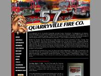 Quarryville Fire Company Station 5-7 Lancaster County House of Pride Since 1903