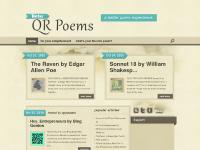 QR Poems | A better poem experience.