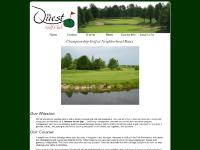 questgolfcourse.com Rates, Events, Local Links
