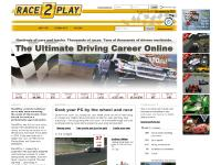 Race2Play Multiplayer Online Racing