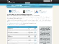 USP Networks - Domains - Hosting - Design :: Previously Registered Domain names