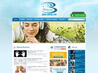 Rádio Boa Nova FM 106,9 / Iguatemi-MS | Rádio Boa Nova FM 106,9 / Iguatemi-MS | Rota Design