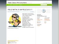 Rádio Cultura FM Comunitária