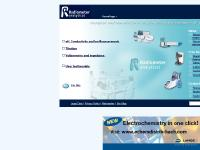 radiometer-analytical.com pH, Conductivity and Ion Measurements, Titration