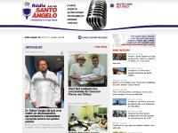 radiosantoangelo.com.br Rádio Santo Ângelo AM 930, A Rádio, Eventos