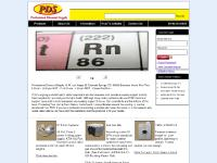 RadonPDS - Radon Fans, Radon Supplies, Radon Testing Kits, Radon Soil Gas Mat,