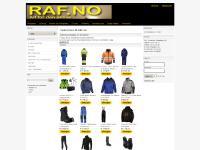 Arbeidstøy fra RAF Romerike - bestill online