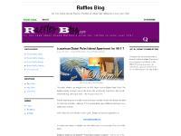 raffles-blog.com WordPress, Finca Raffle, House Raffle South Africa