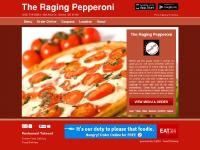 ragingpepperoni.com The Raging Pepperoni, Sumter pizza delivery, italian food delivery