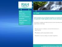RAH Consultancy are experts in the Water Industry and Water Regulations