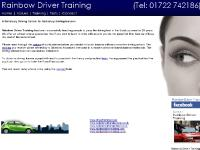 rainbowdrivertraining.co.uk Salisbury driving school, Salisbury driving lessons, Salisbury driving instructor