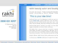 rakhi beauty salon and boutique