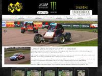 Official Quaife MSA British Rallycross Championship - Home