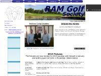 RAM Golf Society