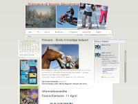 Reportage, INFO-sidan, Butiker, Ramselebladet