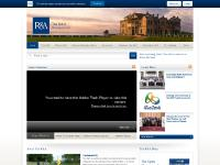 The R&A - Official Website of The R&A - Golf's governing body