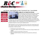randcautobody.com R and C Auto Body, R&C Auto Body, Collision Repair