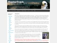 RaptorTrack - Tracking raptors in the Cairngorms National Park -