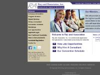 Ray And Associates Inc. - Nationwide School Executive Searches