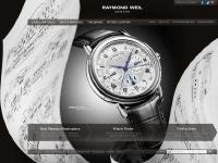 RAYMOND WEIL Luxury Watches :: Luxury Swiss Watches :: Men & Ladies Swiss Luxury Watches